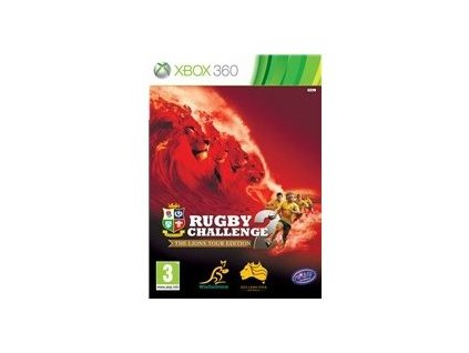 XBOX 360 Rugby Challenge 2