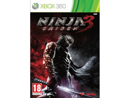 XBOX 360 Ninja Gaiden 3