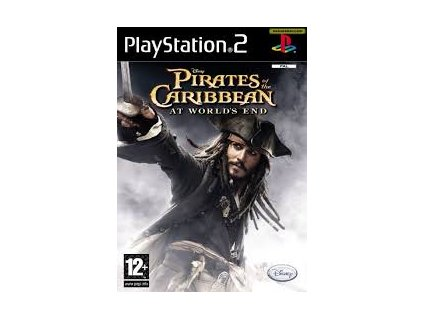 PS2 Pirates of caribbean : at world's end