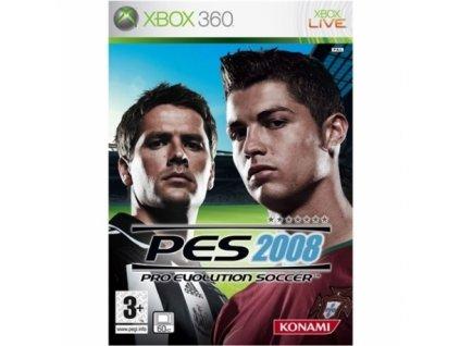 XBOX 360 Pro Evolution Soccer 2008