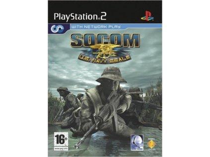 PS2 SOCOM U.S. Navy SEALs