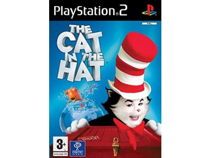 PS2 Dr Seuss' Cat in the Hat