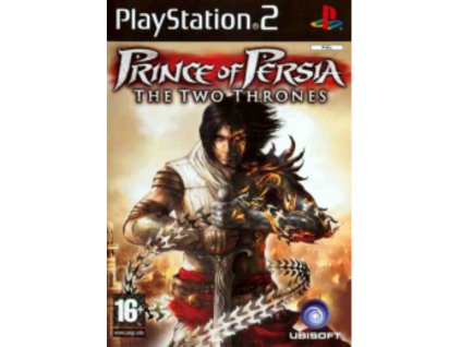 PS2 Prince of Persia Two Thrones