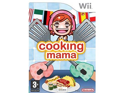 Wii Cooking Mama