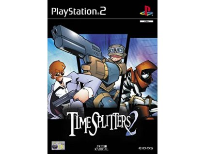 PS2 TimeSplitters 2