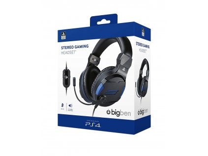 PS4 BigBen Stereo-Headset v3