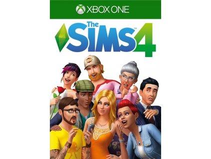 XBOX ONE The Sims 4 (nová)