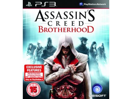 PS3 Assassins Creed: Brotherhood