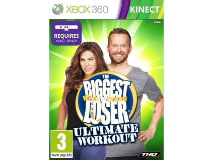 XBOX 360 The Biggest Loser Ultimate Workout