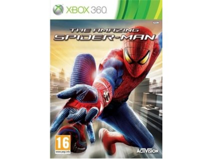 XBOX 360 The Amazing Spiderman