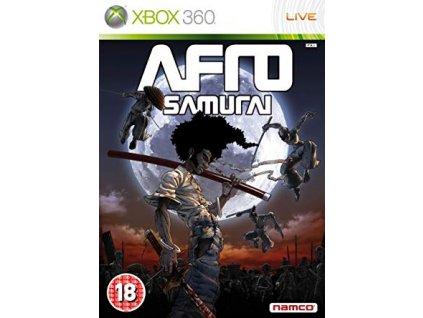 XBOX 360  Afro Samurai