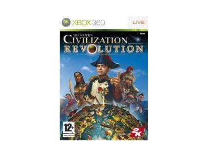 XBOX 360 Sid Meier's Civilization: Revolution
