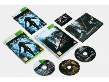 XBOX 360 Dark Souls Limitovaná edice