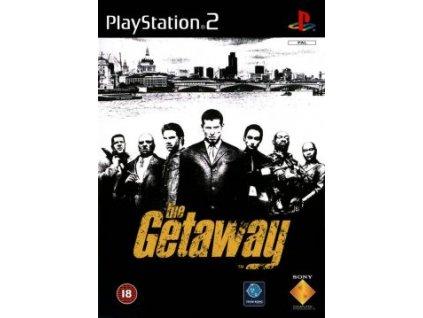 PS2 The Getaway