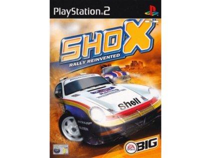 PS2 Shox