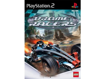 PS2 LEGO Drome Racers