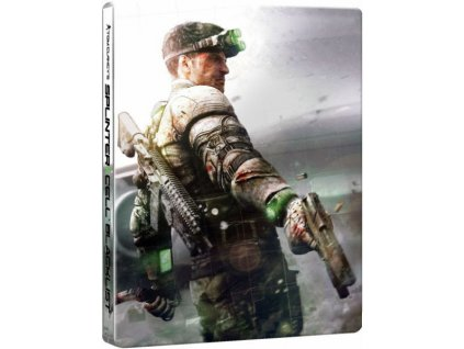 Herní Steelbook Splinter Cell Blacklist