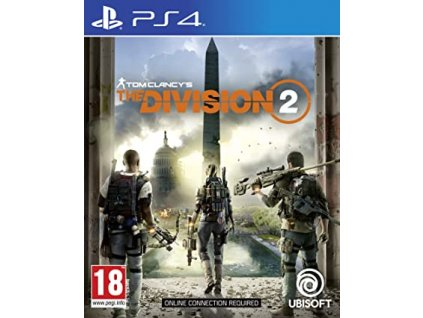 PS4 Tom Clancy's: The Division 2 CZ