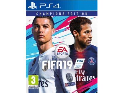 PS4 FIFA 19 (Champions Edition)
