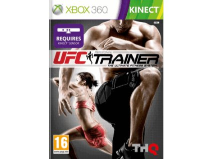 XBOX 360 UFC Personal Trainer