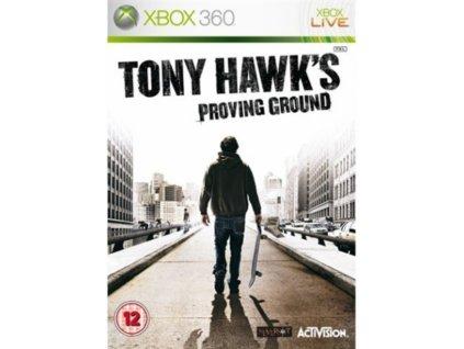 XBOX 360 Tony Hawk's Proving Ground