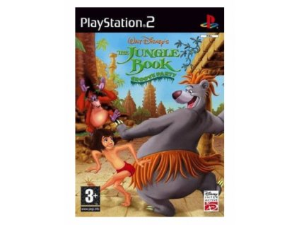 PS2 Jungle Book Groove Party