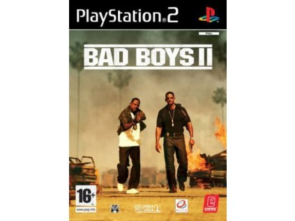 PS2 Bad Boys 2