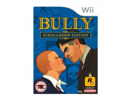 Wii Bully Scholarship Edition