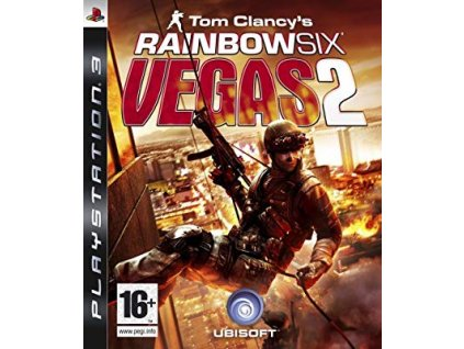 PS3 Rainbow Six Vegas 2