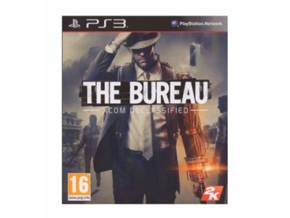 PS3 The Bureau XCOM Declassified