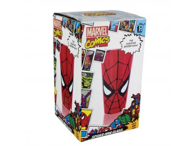 Sklenice Spider-man 400ml