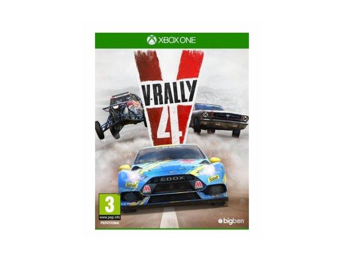 v rally Xbox one