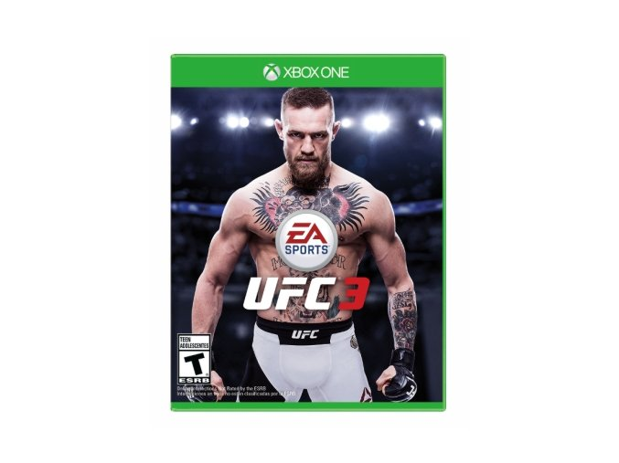 XBX ONE UFC 3