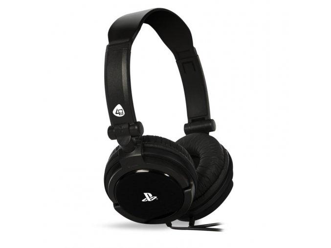 PS4 / PS VITA 4Gamers PRO4 10 Stereo Herní sluchátka