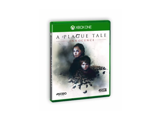 XBOX ONE A Plague Tale Innocence CZ