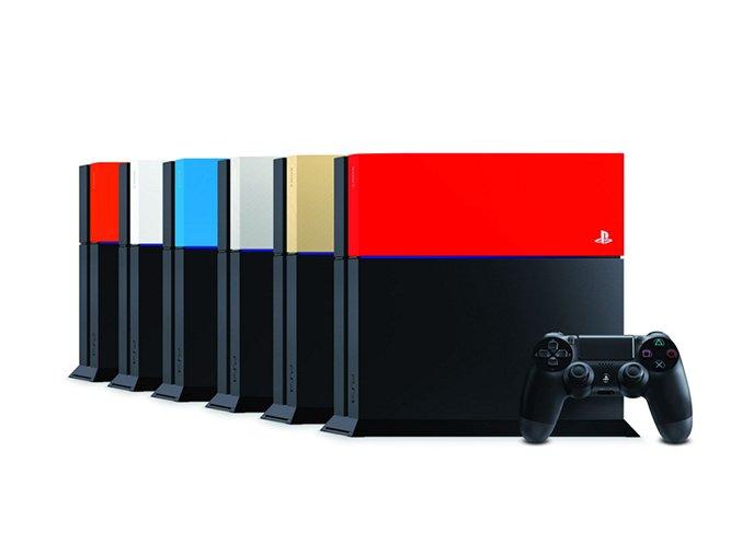 PS4 Faceplate (nové)