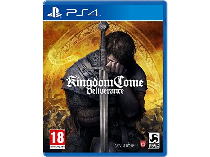 PS4 Kingdom Come Deliverance CZ