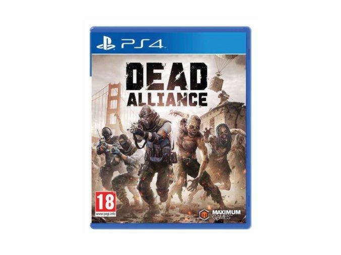 PS4 dead aliance