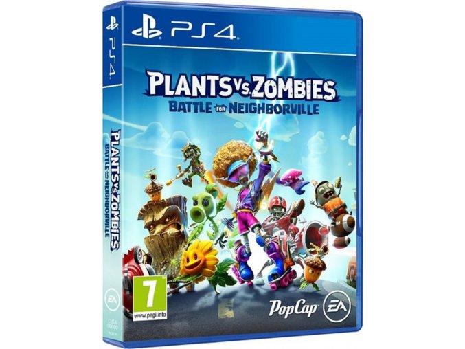 PS4 ps4 plants vs zombies battle for neighborville