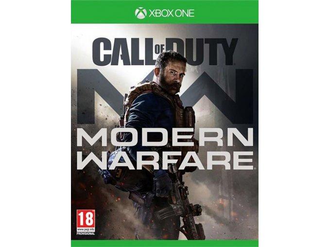 xbox one call of duty modern warfare