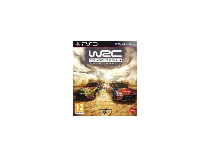 PS3 WRC - FIA World Rally Championship