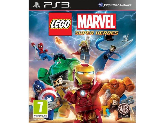 PS3 Lego Marvel Super Heroes
