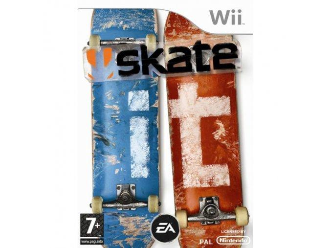 Wii skate it