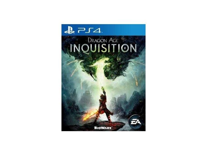 PS4 Dragon Age: Inquisition (nová)