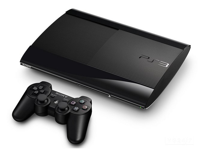 Sony Playstation 3 Super Slim 160GB + 1x ovladač