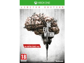 XBOX ONE The Evil Within (Limited Edition)
