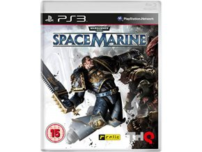 PS3 Warhammer 40.000 Space Marine