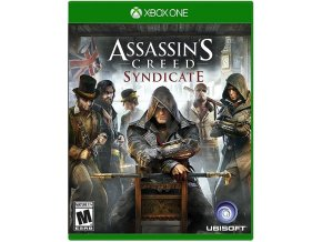 XBOX ONE Assassins Creed: Syndicate CZ