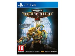 PS4 Warhammer 40.000 Inquisitor Martyr