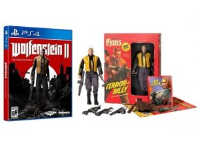 PS4 Wolfenstein 2: The New Colossus (Collector's Edition)